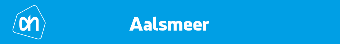 Albert Heijn Aalsmeer Folder