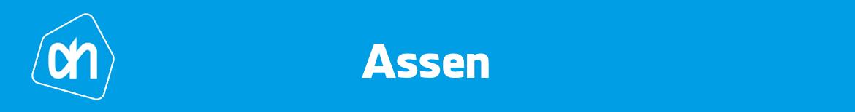 Albert Heijn Assen Folder
