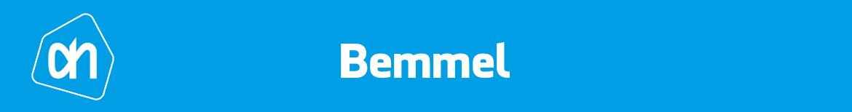 Albert Heijn Bemmel Folder