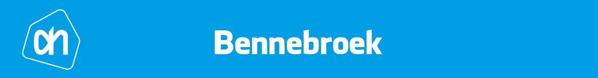 Albert Heijn Bennebroek Folder