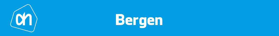 Albert Heijn Bergen Folder