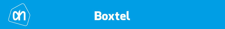 Albert Heijn Boxtel Folder