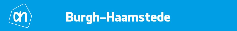 Albert Heijn Burgh-Haamstede Folder