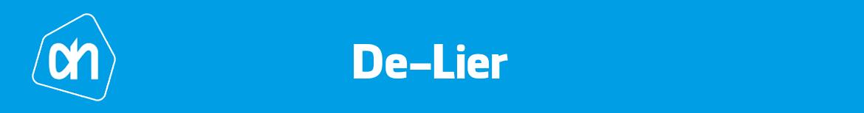 Albert Heijn De Lier Folder