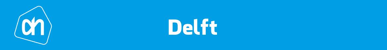 Albert Heijn Delft Folder