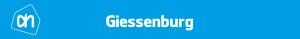 Albert Heijn Giessenburg Folder