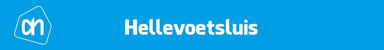 Albert Heijn Hellevoetsluis Folder