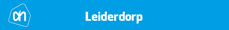 Albert Heijn Leiderdorp Folder
