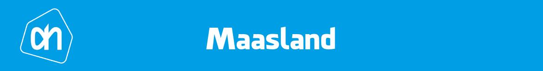Albert Heijn Maasland Folder