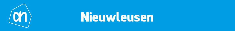 Albert Heijn Nieuwleusen Folder