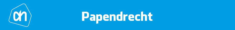 Albert Heijn Papendrecht Folder