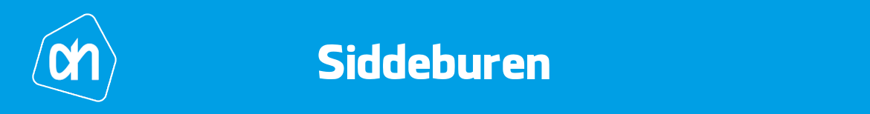 Albert Heijn Siddeburen Folder