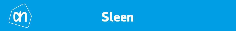 Albert Heijn Sleen Folder