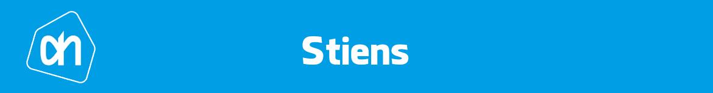 Albert Heijn Stiens Folder