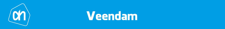 Albert Heijn Veendam Folder