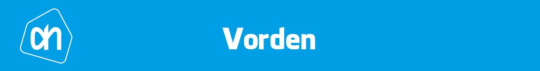 Albert Heijn Vorden Folder