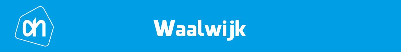 Albert Heijn Waalwijk Folder