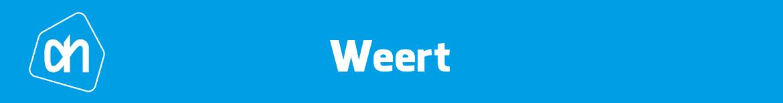 Albert Heijn Weert Folder