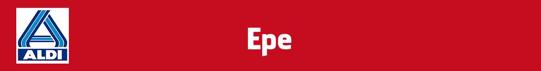 Aldi Epe Folder