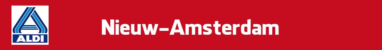Aldi Nieuw-Amsterdam Folder