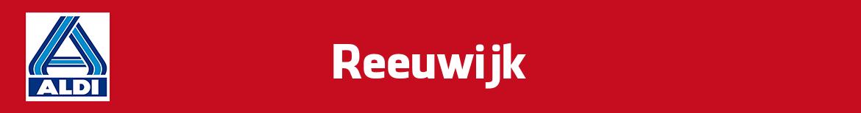 Aldi Reeuwijk Folder