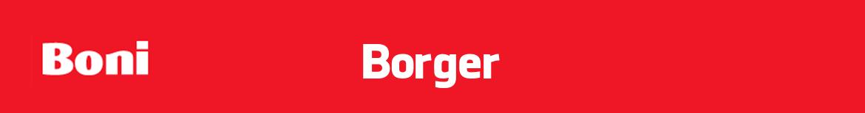Boni Borger Folder