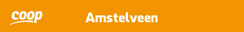 Coop Amstelveen Folder