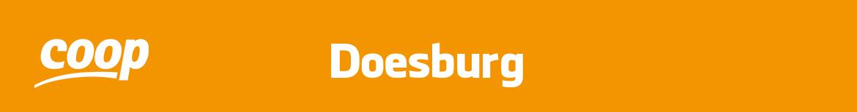 Coop Doesburg Folder