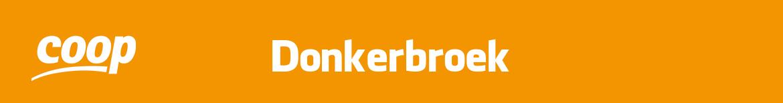 Coop Donkerbroek Folder