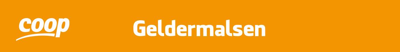 Coop Geldermalsen Folder