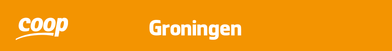 Coop Groningen Folder