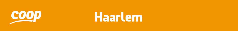 Coop Haarlem Folder
