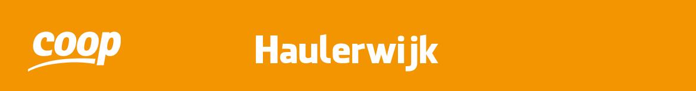 Coop Haulerwijk Folder