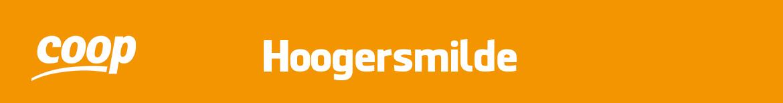 Coop Hoogersmilde Folder