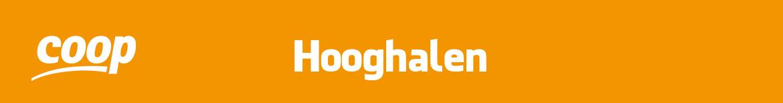 Coop Hooghalen Folder