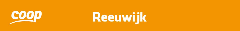 Coop Reeuwijk Folder