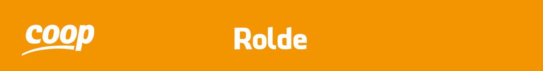 Coop Rolde Folder
