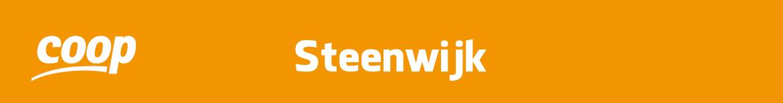 Coop Steenwijk Folder