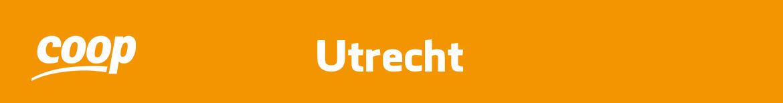 Coop Utrecht Folder