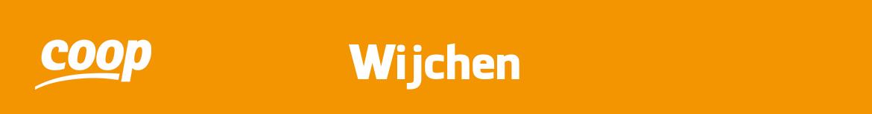 Coop Wijchen Folder