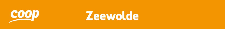Coop Zeewolde Folder