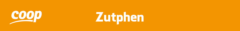 Coop Zutphen Folder