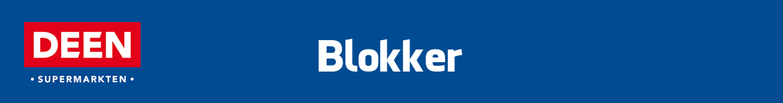 Deen Blokker Folder