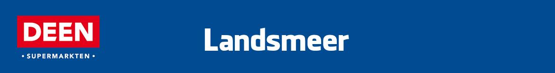 Deen Landsmeer Folder