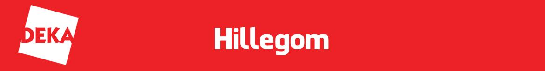 DekaMarkt Hillegom Folder