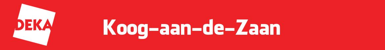 DekaMarkt Koog aan de Zaan Folder