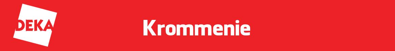 DekaMarkt Krommenie Folder