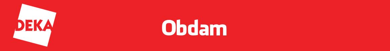 DekaMarkt Obdam Folder