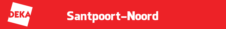 DekaMarkt Santpoort-Noord Folder