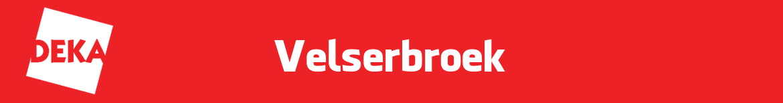DekaMarkt Velserbroek Folder